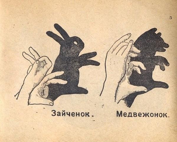 Как сделать тени на
